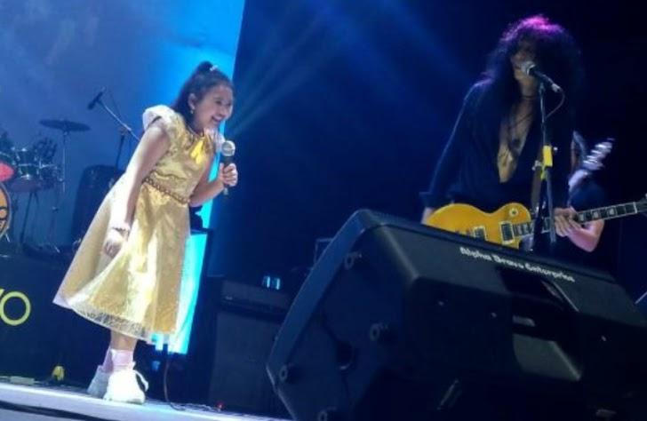 Jelang Hari Kemerdekaan, Prisa Show bersama Ivan