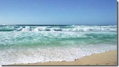 ritmico movimento delle onde