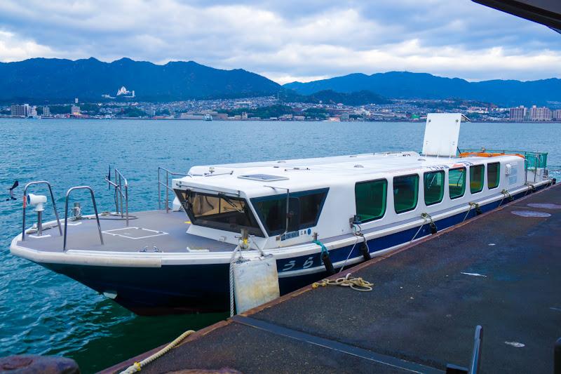 Hiroshima Miyajima World Heritage Sea Route1