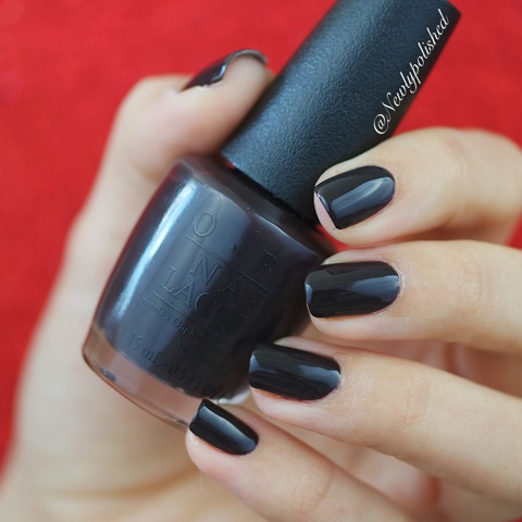 OPI Kerry Washington DC AW 2016 Shh... It's Top Secret!