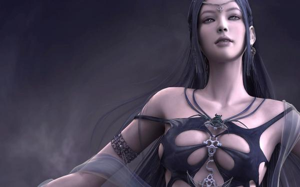 Goodness Of Romantic Sorceress, Fantasy Girls 1