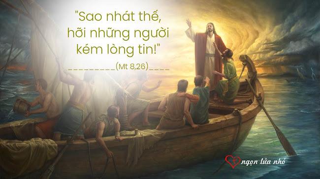 Đoạn Kinh Thánh gợi ý cho bạn mỗi khi bạn thiếu TIN TƯỞNG