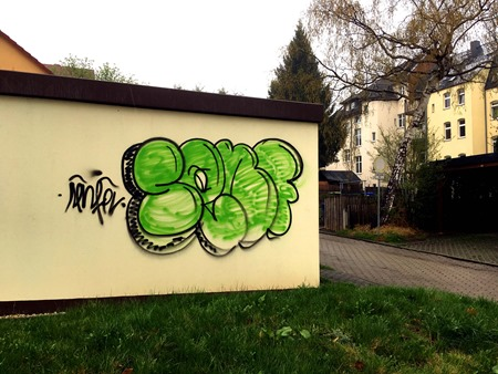 Graffiti_Zwickau