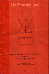 Cover of Lau Soon Wah's Book The Powerful And Deadly Spells Of The Javanese