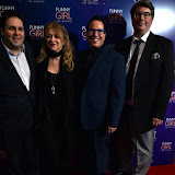 OIC - ENTSIMAGES.COM - Scott Landis, Michael Mayer, Sonia Freedman and David Babani at the  Funny Girl - press night in London 20th April 2016 Photo Mobis Photos/OIC 0203 174 1069