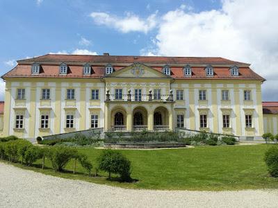 Schloss Freudenhain, heute ein Gymnasium