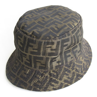 Fendi Vintage Monogram Bucket Hat