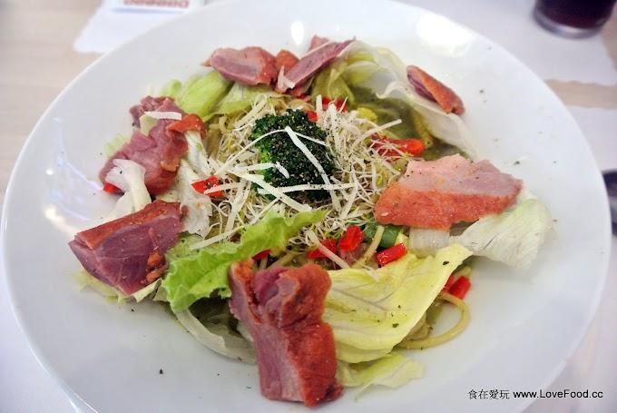 苗栗頭份【弗拉德餐坊】義式餐廳、桃鴨佐青醬