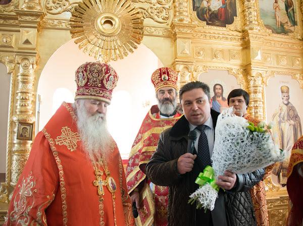 Сергей Петрович Москворецкий глава Добринского района