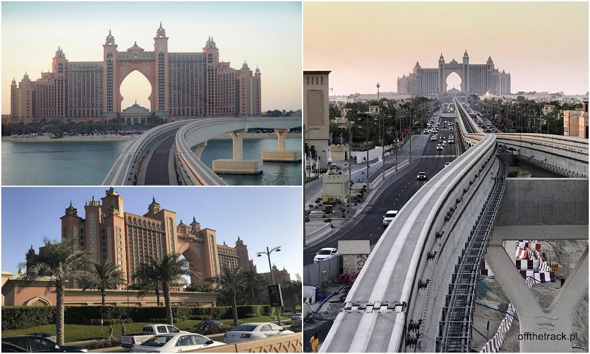 Hotel Atlantis, The Palm w Dubaju, Zjednoczone Emiraty Arabskie