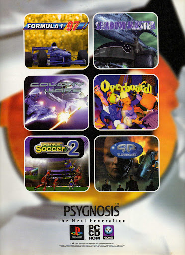 PSC » Psygnosis (Playstation 1)