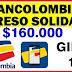 Bancolombia informa cuándo se harán los pagos del giro 16