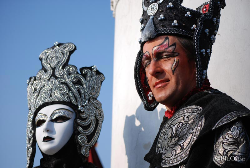 Carnevale di Venezia 17 02 2010 N35