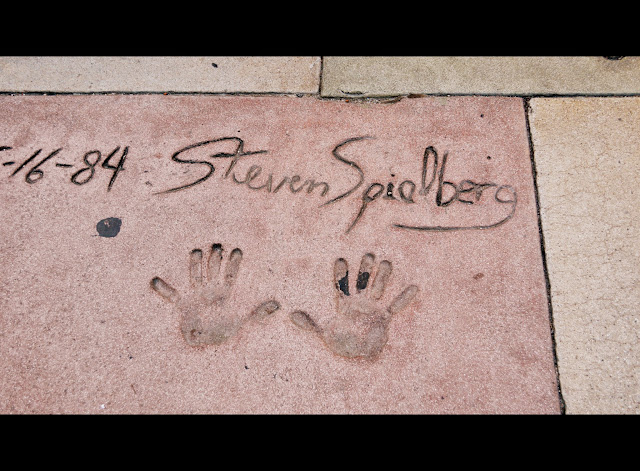 Hollywood Walk Of Fame...