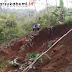 Longsor Ancam Bangunan Sekolah di Sukabumi