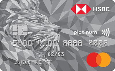 7 Kad Kredit HSBC Popular 2021