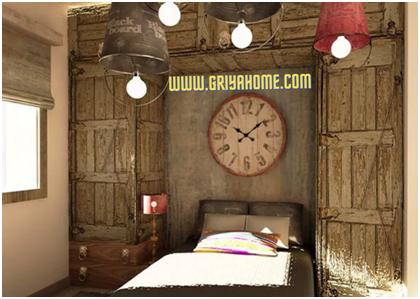 6 Desain Kamar Tidur Sempit  Rumah  Merubah Tampilan Kamar