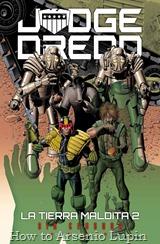 Juez Dredd - Tomo 53 -  La Tierra Maldita lI (2000AD 061-073) Antonimo y Nomi Sunraider [Drokking Project] (000)