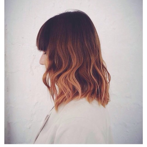 Fill Your Life With Colour Bronde