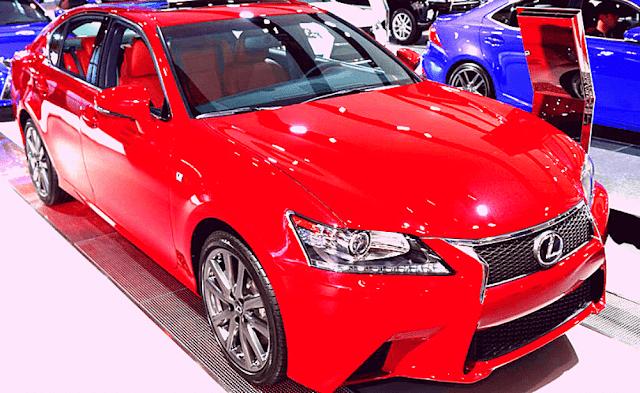 Lexus ES 350 / 450h