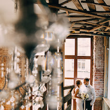 Wedding photographer Darya Kukushkina (KukushkinaDari). Photo of 22.06.2017