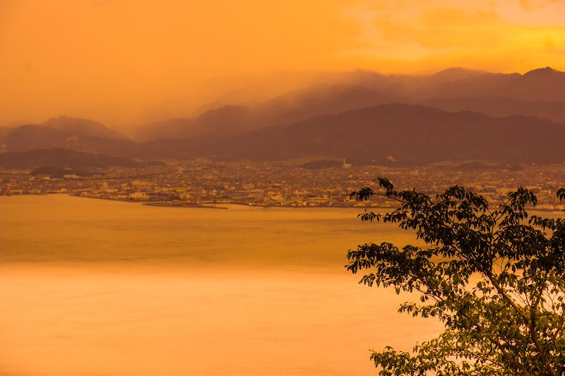 亀老山展望台 来島海峡 3