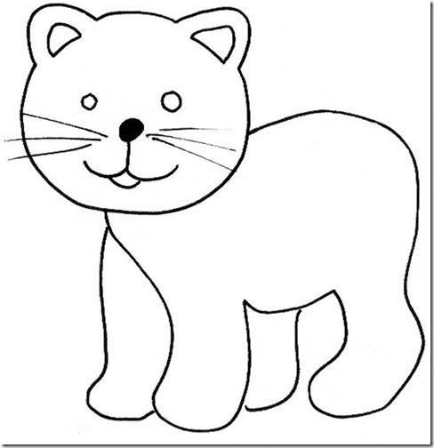 gatos colorear blogcolorear (2)