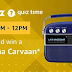 (Answers Added) Amazon Quiz - Answer and win a Saregama Carvaan