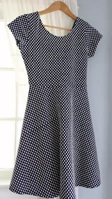 Elyott Dress from Stitch Fix, August 2015