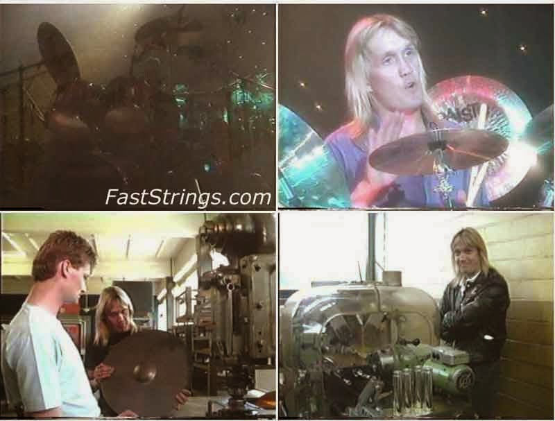 Nicko McBrain - Rhythms Of The Beast