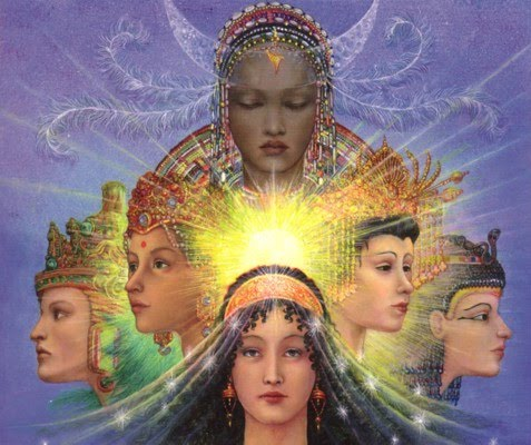 Goddesses, Gods And Goddesses 1