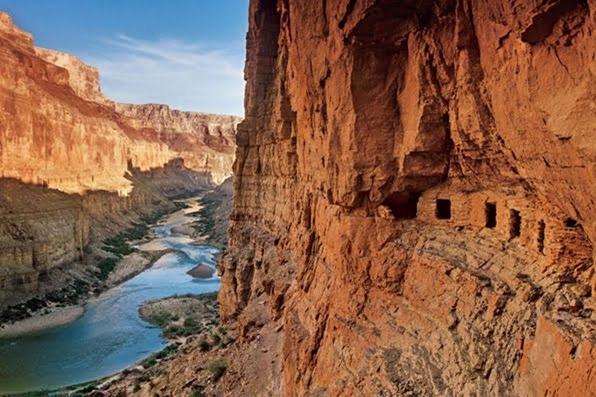 Antigos Egipcios no Grand Canyon 05