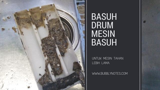BASUH DRUM MESIN BASUH UNTUK MESIN TAHAN LEBIH LAMA