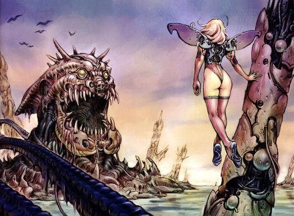 Fairy In Dead Land, Fairies 3