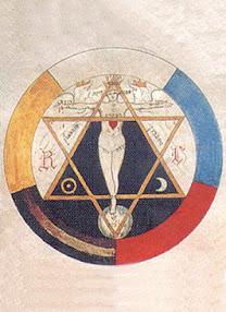 Cover of Arthur Edward Waite's Book Ordo Rosae Rubeae et Aureae Crucis