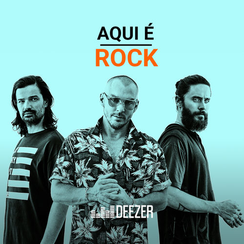 Aqui é Rock – Vários Artistas (2018)