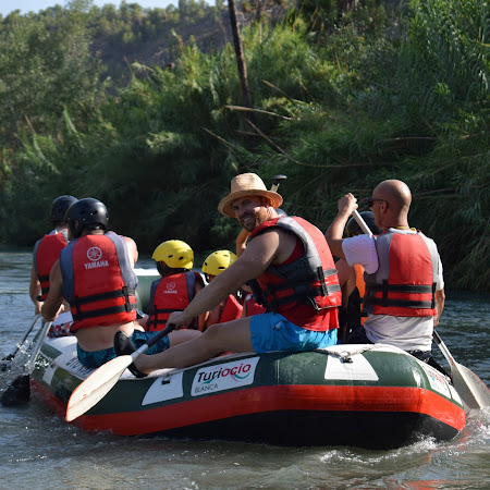 Descenso en Rafting 18/08/2017 (Tarde)