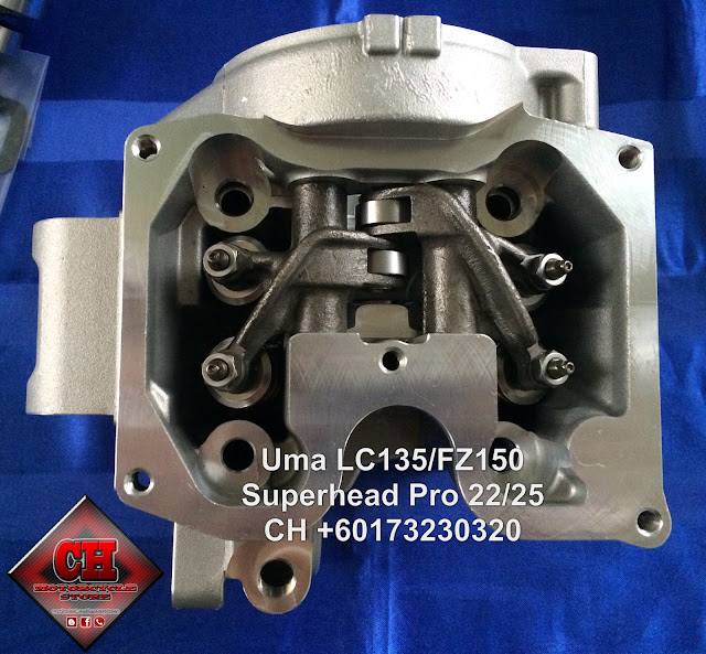 Head Racing Lc135 Uma Racing Lc135 Superhead Pro