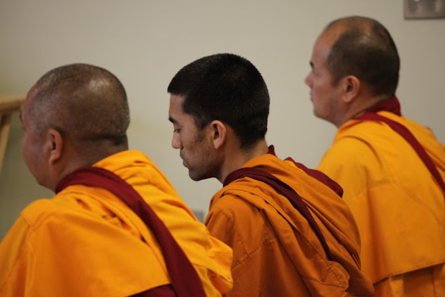 Special Tse-Wang blessings performed by Sera Lachi Monks in Seattle - IMG_0095Long%2BLife.JPG