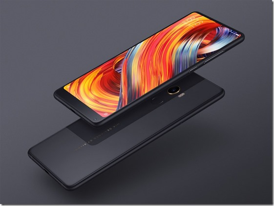 Xiaomi Mi MIX 2, Smartphone Bezelless dengan Full Screen Display