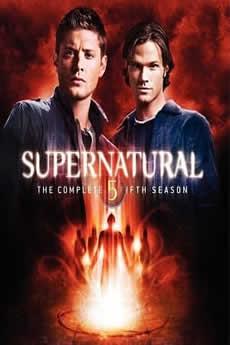 Baixar Série Supernatural 5ª Temporada Torrent Dublado Grátis