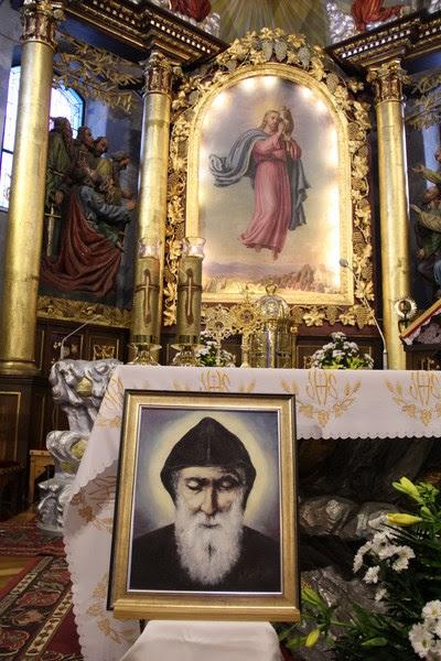 Z relikwiami św. O.Pio w Istebnej - IMG_3499.JPG