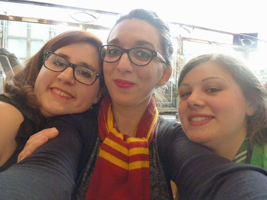 Welcome to the magic school ! Convention HP, 17 et 18 janvier 2015 au Hilton.