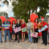 Attorney Fran Haasch Toy Drive 2013