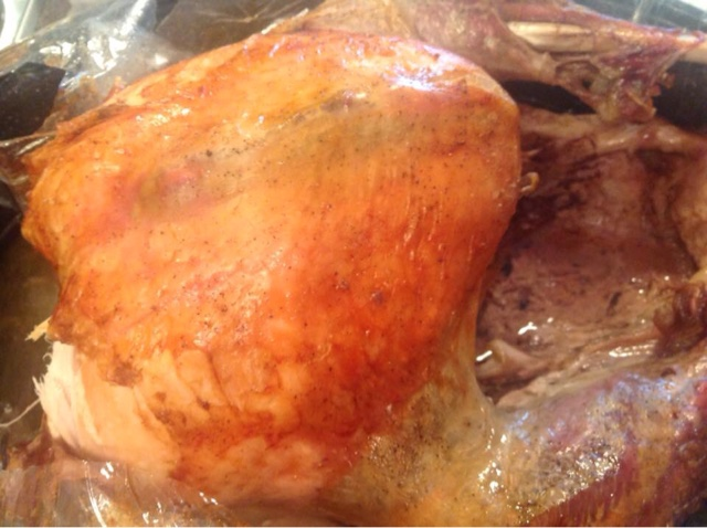Cooking Turkey by Chef Bari