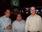 Alex Perez, Mike Camarillo and Brian Henderson
