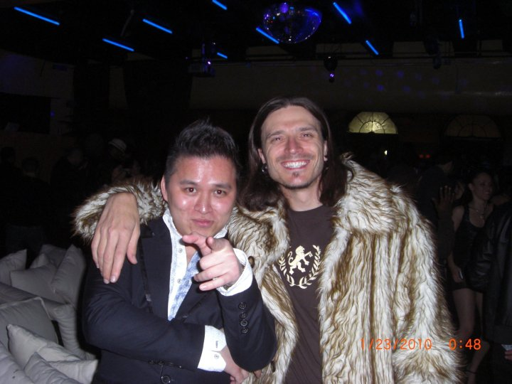 Asian Playboy And Erik Von Markovik, Asian Playboy