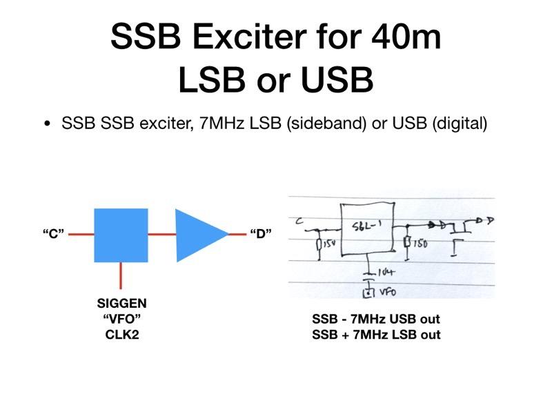 SSB Exciter 009