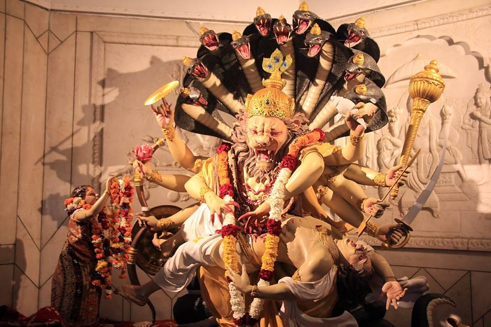 ISKCON Delhi Deity Darshan 08 Jan 2017 (9)