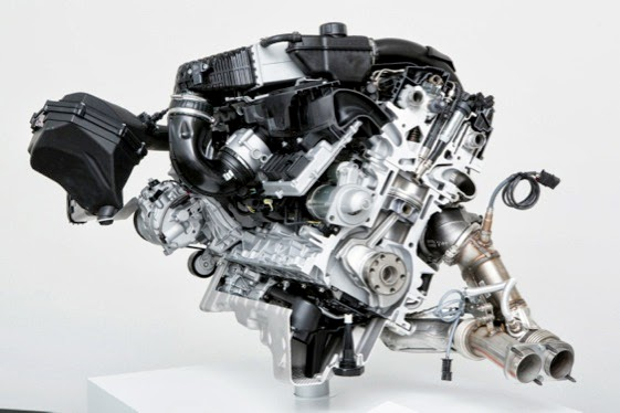 BMW M3 and M4 Technology 429
